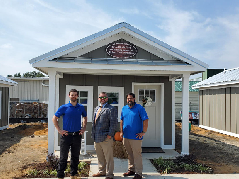 A. O. Smith Donates 24 Water Heaters to South Carolina Nonprofit House of Hope