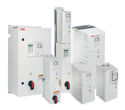 ABB ACH580 HVAC Drives