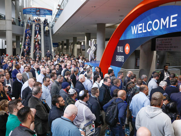 2019 AHR Expo Showcases Excitement for HVACR, Global Market Expansion