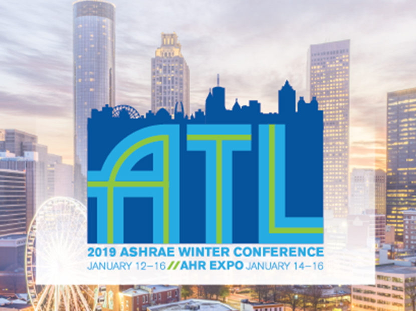 Ashrae Wraps Up Successful 2019 Winter Conference Ahr