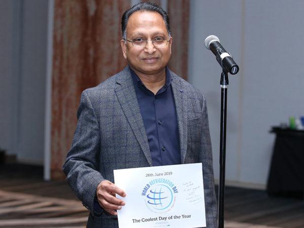 ASHRAE Celebrates World Refrigeration Day