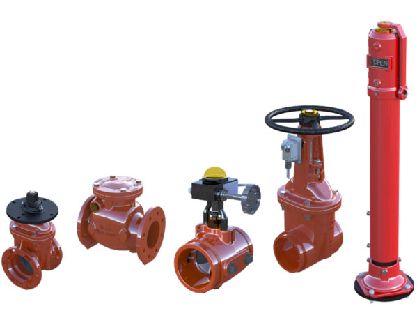 Anvil International Becomes Master Distributor of Kennedy Valve Solutions for Fire Protection Industry
