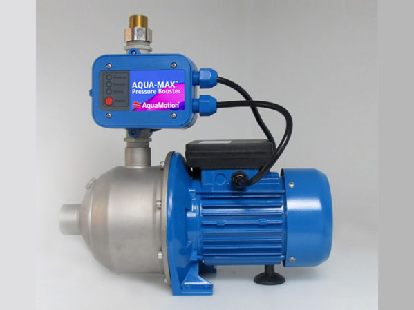 AquaMotion AQUA-MAX Pressure Booster
