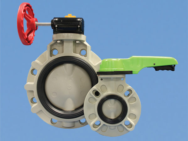 Asahi/America Type-57AT Butterfly Valve