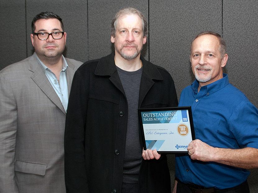 "Berner International Announces ""2018 Rep of the Year"" Winners"
