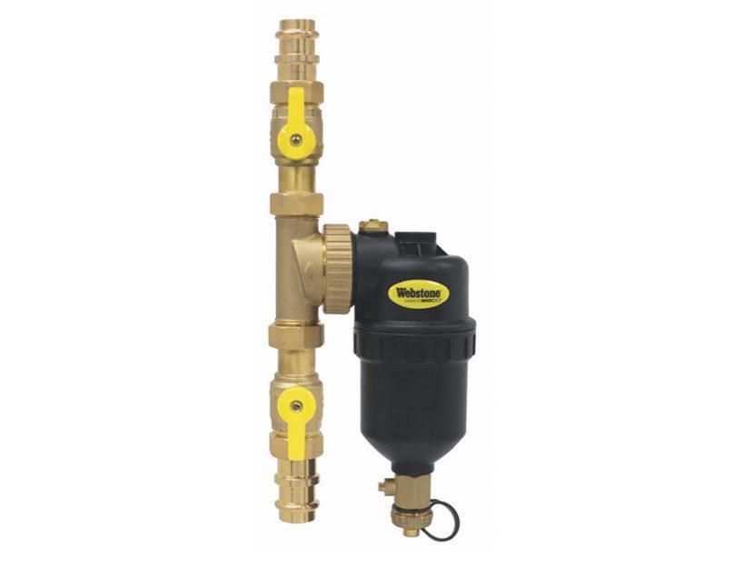 Webstone Boiler Filter