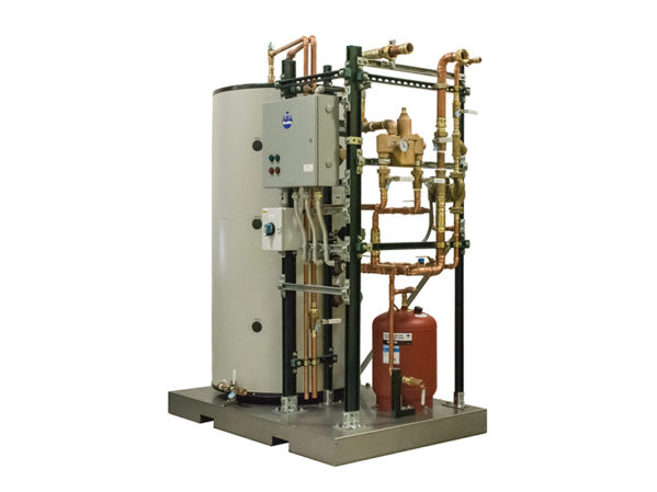 Bradley Navigator Tepid Water Skid Systems