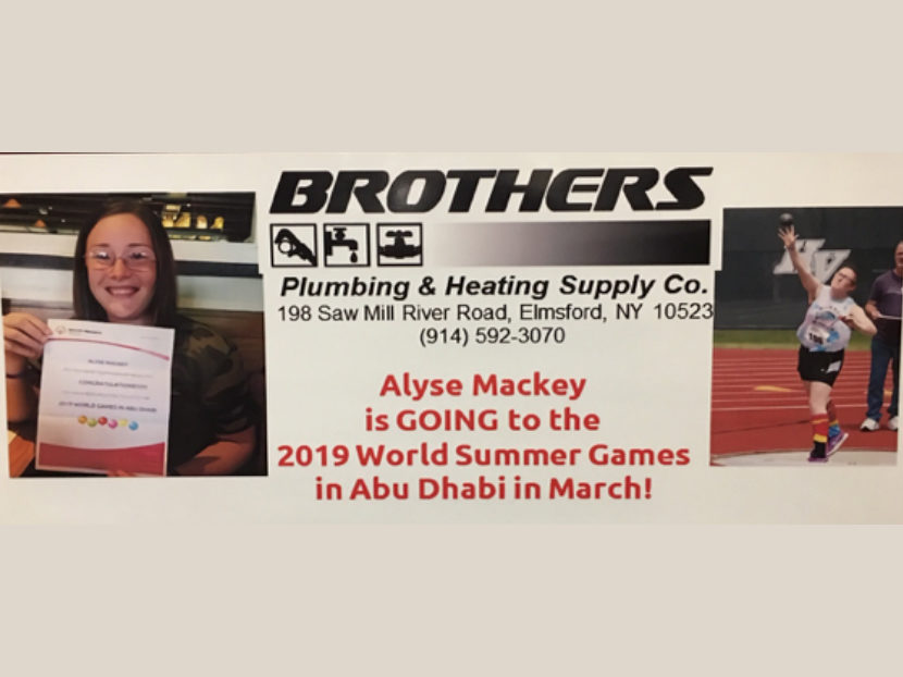 Brothers Supply Announces Special Olympics Raffle