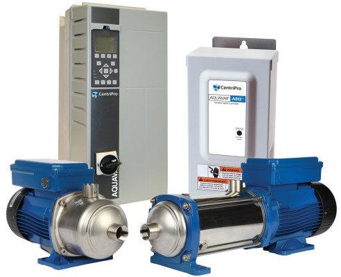 Aquavar e-ABII booster package