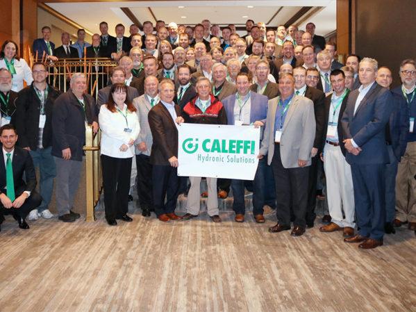 Caleffi Industry Elites Recognized 1