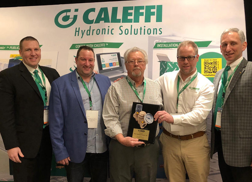 Caleffi Industry Elites Recognized 2