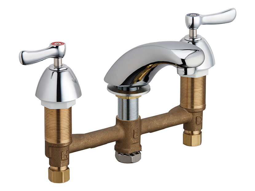Chicago Faucets 404 and 405 Series