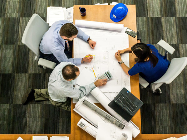Digital Exclusive: Construction Technologists and Bringing the Fire