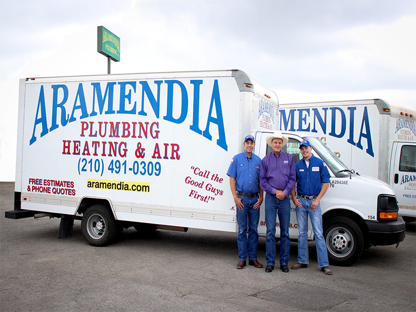 Aramendia Plumbing, Heating & Air Ltd.