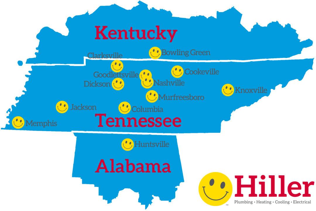 Hiller Locations