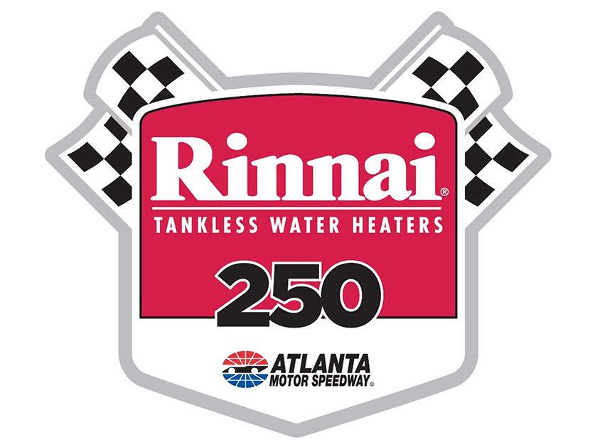 Rinnai Racing Logo