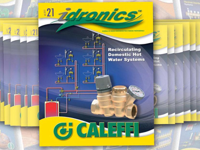 Caleffi idronics