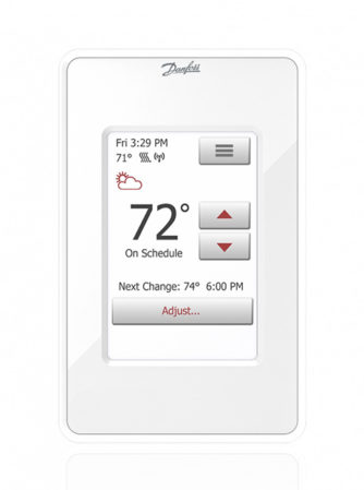 LX205T Wi-Fi Touch Thermostat