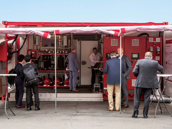 Danfoss Mobile Unit