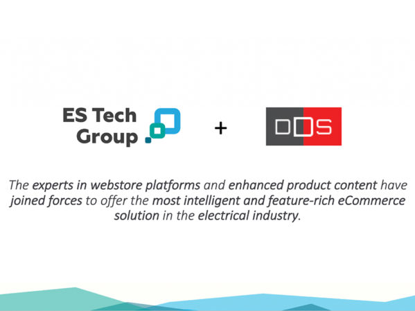 ES Tech Group and DDS Announce Joint eCommerce Solution Suite