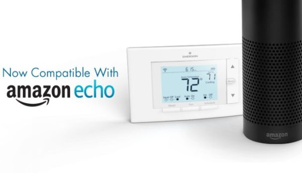 Emerson's Sensi Wi-Fi programmable Thermostat