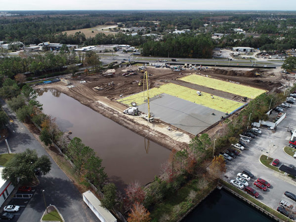Ferguson Builds New Showroom and Warehouse in Jacksonville, Florida