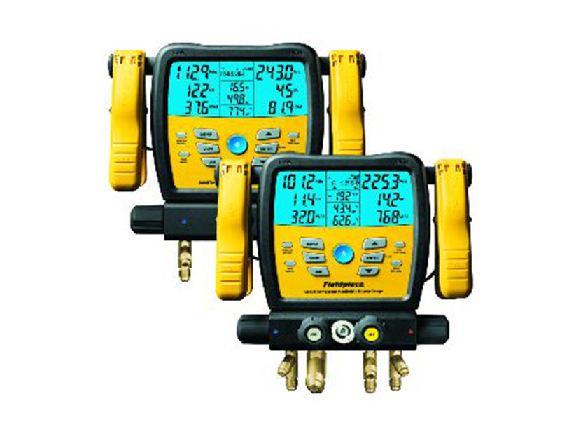 Fieldpiece Instruments SMAN Refrigerant Manifolds
