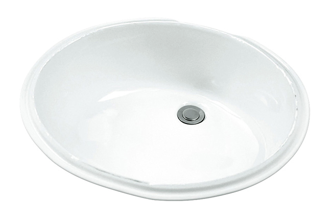 Exceptional Gerber Has Added Two Undercounter Sinks To Its Mix Of Lavatory Products.