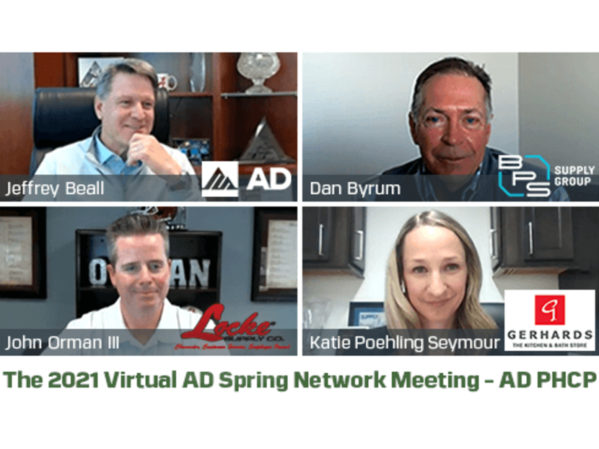 2021 AD PCHP Spring Network Meeting a Virtual Success