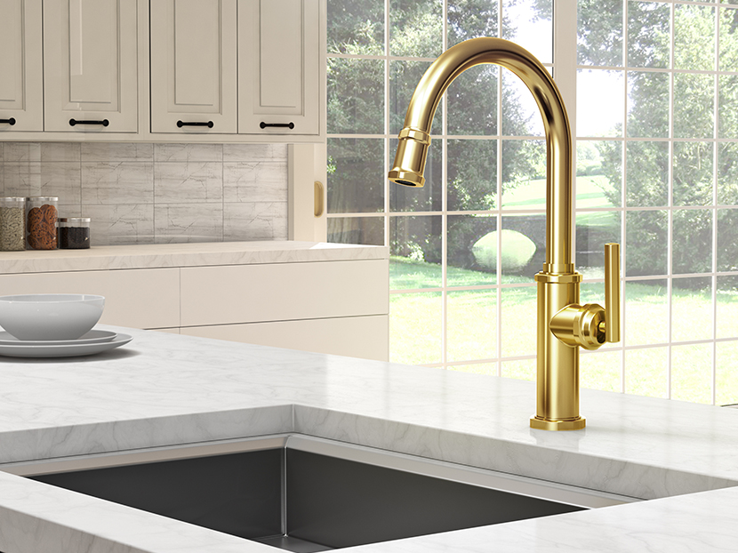 Newport Brass Kitchen Faucet Suites | 2019-01-09 | phcppros