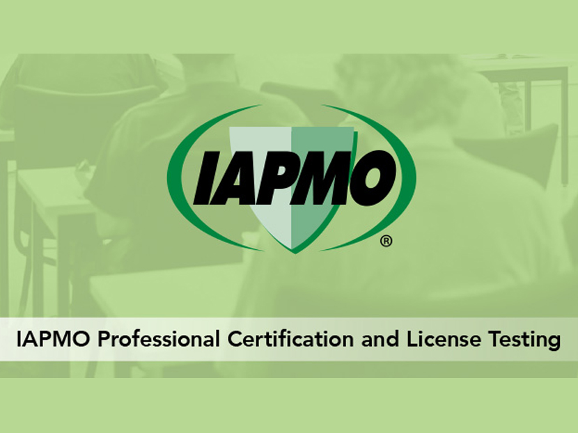 Iapmo Offers Amnesty Program For Expired Certifications 2019 01 11
