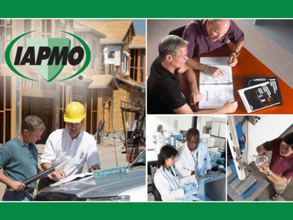 IAPMO Seeks Technical Subcommittee Members for Development of Z1167 Standard