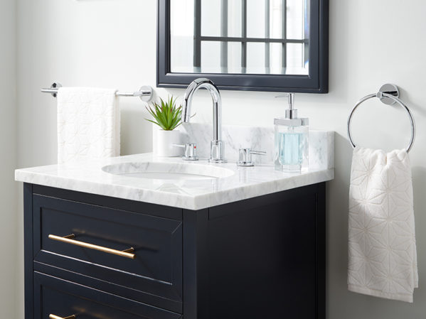 Jones Stephens Announces Three New Collections of Faucets and Bath Accessories