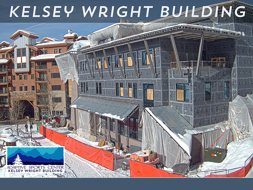 Adaptive Sports Announces Kelsey Wright Building Grand Opening