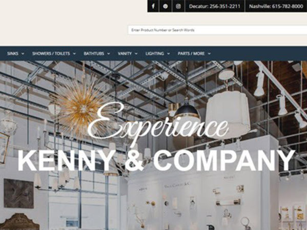 Kenny Pipe & Supply Launches New Website