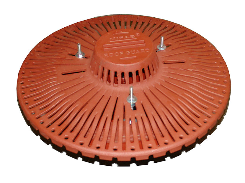 MIFAB Cast Iron RoofGuard