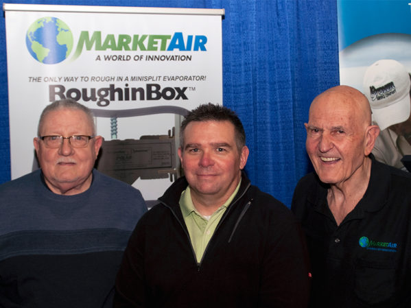 """Marketair Names Pacific NW Reps the """"Top Gun 2018 Rep of the Year"""""""