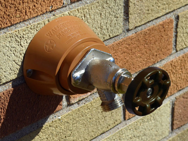 Midwest Innovative Technologies Inc. Wall Hydrant Made Easy 1