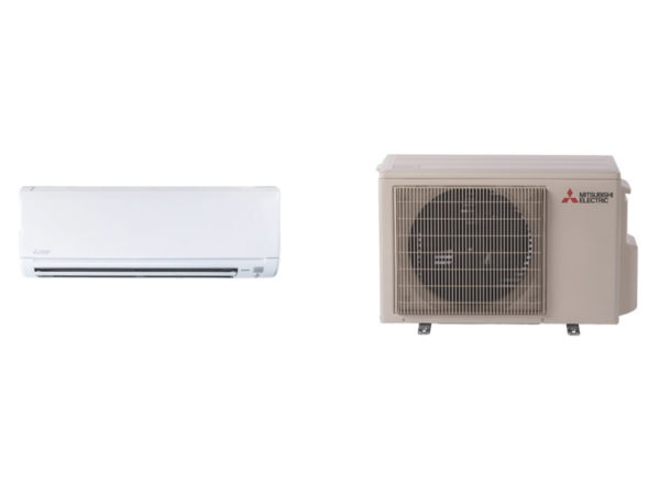 Mitsubishi Electric Trane HVAC 16 SEER Heat Pumps