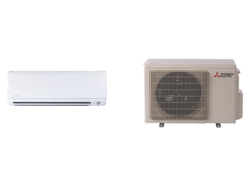 Mitsubishi Electric Trane HVAC 16 SEER Heat Pumps