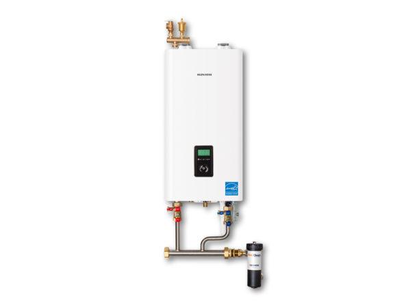 Navien NFC Combi-Boiler Package 4