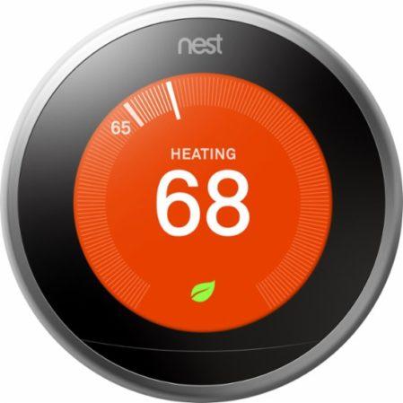 NEST Leraning Thermostat