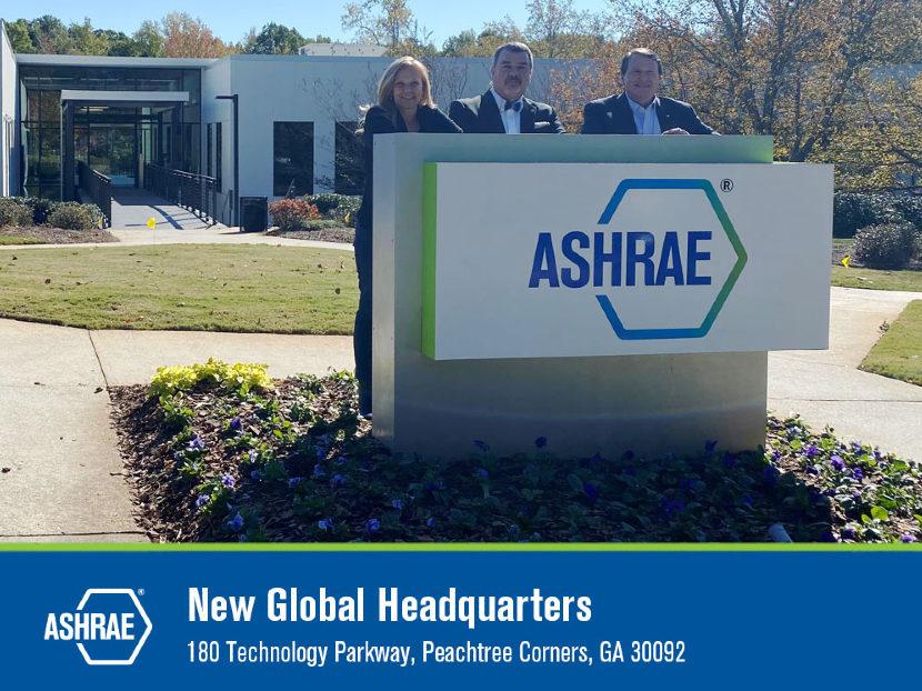 ASHRAE Announces Move to New Net-Zero Energy Global Headquarters in Metro Atlanta 2