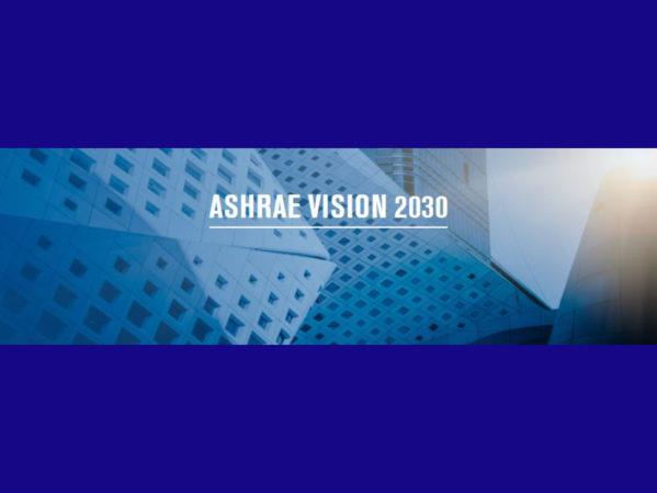 ASHRAE Launches Vision 2030 Webpage