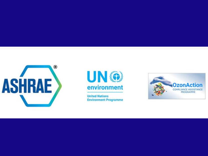 ASHRAE and UN Environment Programme Launch Three-Year Workplan