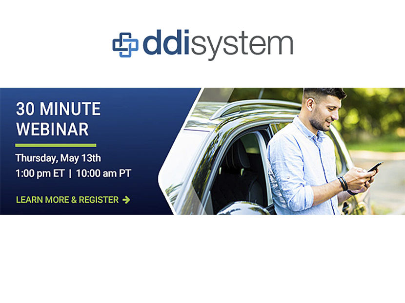 """DDI System to Host Webinar: """"Powerful ERP on Your Smartphone: Servicing Customers from Anywhere, Anytime"""""""