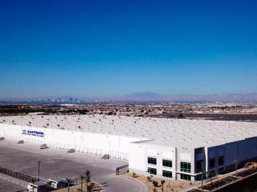 EZ-FLO International Announces Opening of Flagship Distribution Center Las Vegas 3