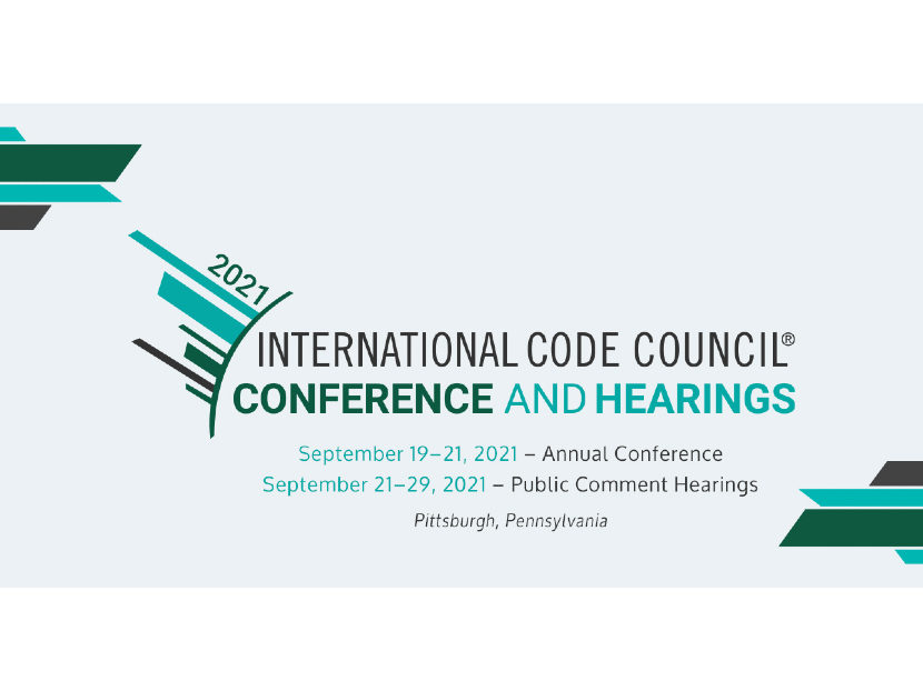 ICC to Host Fall Conference and Code Hearings in Pittsburgh2