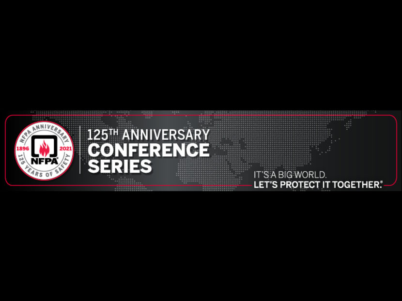 NFPA Anniversary Kicks Off with 125th Conference Series