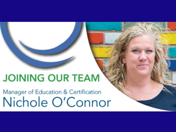 Nichole O'Connor Joins ASPE as Manager of Education and Certification